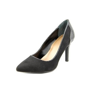Style & Co Tpump1 Pointed Toe Synthetic Heels