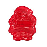 Decorative Santa Claus Tray - Pack of 24