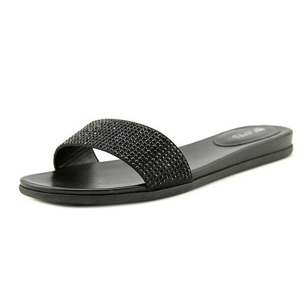 7fc76c8590e1 Shop Michael Michael Kors Womens Eleanor Slide Open Toe Casual Slide ...