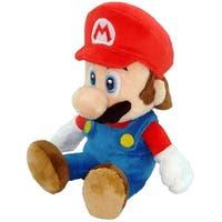 """Super Mario Bros. 8"""" Plush Mario - multi"""