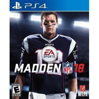 Madden NFL 18 - Playstation 4 (Refurbished)
