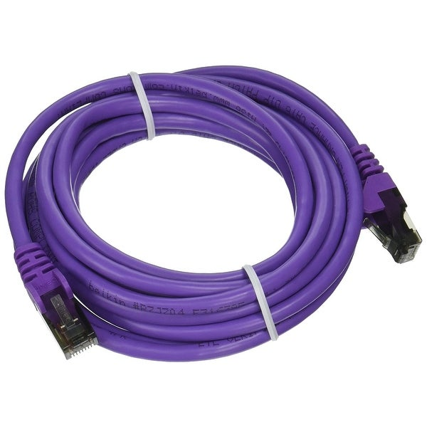 Belkin Components - Patch Cable - Rj-45 - Male - Rj-45 - Male - Unshielded Twisted Pair (Utp) - 10 F