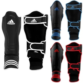 Adidas Super Pro MMA Sparring Shin Instep Guards