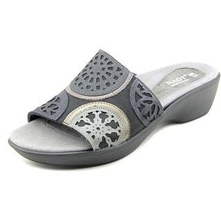 Naot Vintage Women Open Toe Synthetic Slides Sandal
