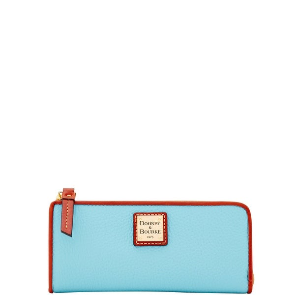 Dooney & Bourke Pebble Grain Zip Clutch (Introduced by Dooney & Bourke at $128 in Dec 2017)