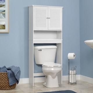Gymax Bathroom E Saver Over