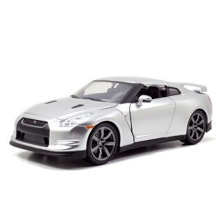 Fast & Furious 1:24 Die-Cast Vehicle: Brian's Nissan Skyline GT-R (R35)