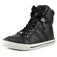 G by Guess Womens Orizze Hight Top Lace Up Fashion Sneakers