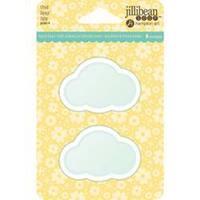 Cloud - Jillibean Soup Pvc Card Shakers 6/Pkg