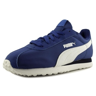 Puma Turin Round Toe Canvas Running Shoe
