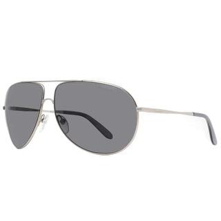 Carrera New Gipsy/S 011 P9 Matte Palladium Unisex Aviator Sunglasses - matte palladium - 64mm-11mm-125mm