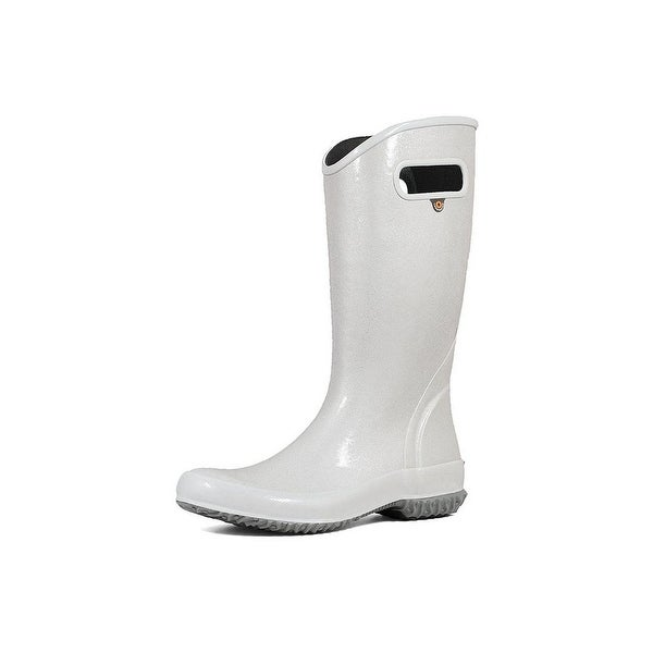 Bogs Outdoor Boots Womens Rainboot Glitter Pull On Waterproof