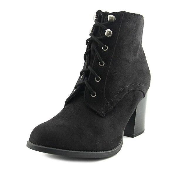 Soda Lurk-s Black Boots