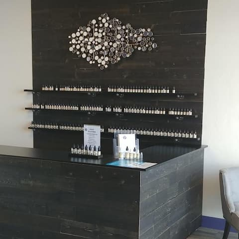 Timberchic Reclaimed Wooden Wall Planks - Peel and Stick Application (Black Ice)