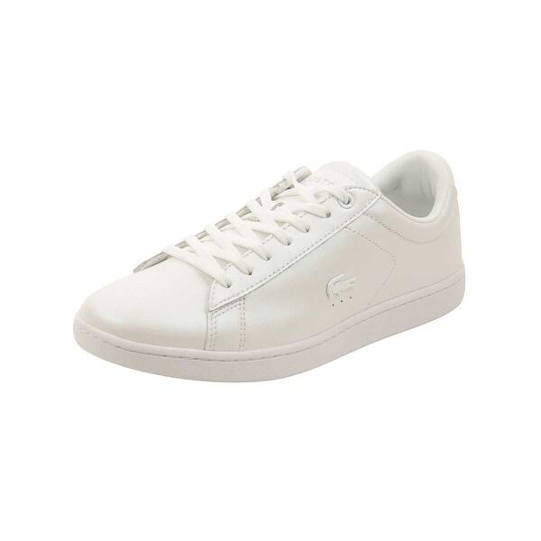 25840dd08a72 ... Women s Shoes     Women s Sneakers. Lacoste Women  x27 s Carnaby EVO  318 ...