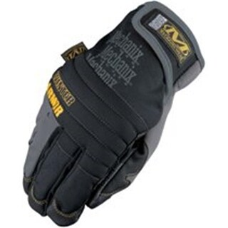 Mechanix Wear Cold Weather Winter Armor Gloves, Medium, Black