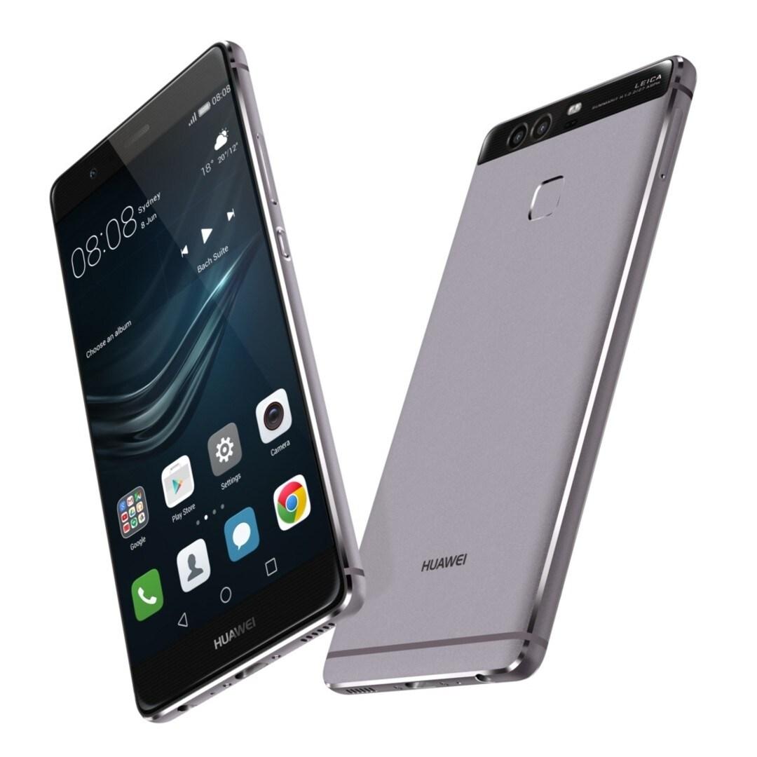 Huawei P9 EVA-L09 32GB Unlocked GSM Phone w/ 12MP Camera - Titanium Gray  (Certified Refurbished)