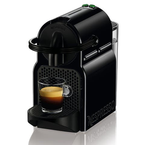 De'Longhi Nespresso Inissia Espresso Machine (Black)