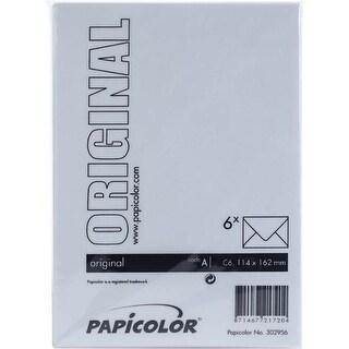 Baby Blue - Papicolor A6 Envelopes 6/Pkg