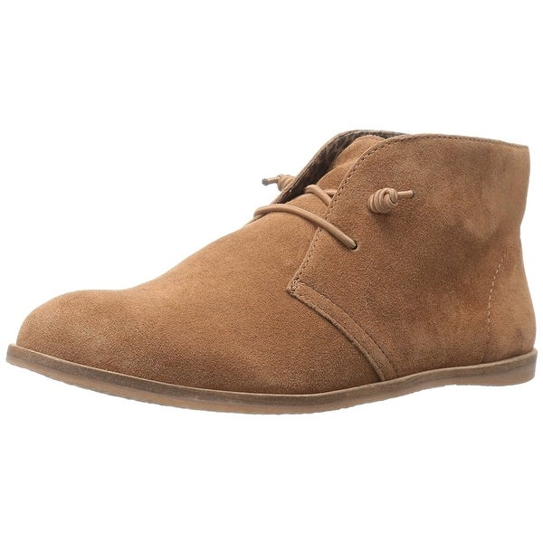 e3f5fc9b1 Shop Lucky Brand Womens ASHBEE Leather Closed Toe Ankle Fashion ...