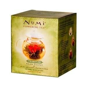 Numi Tea Teahouse Glass Teapot (1 x 14 Ounce)