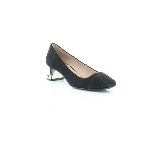 Tory Burch Evelyn Women's Heels Black - 5.5