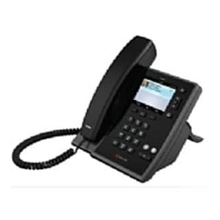 Polycom 2200-44300-025 CX500 IP Phone - VoIP - Wall Mountable - (Refurbished)