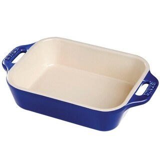 "Staub Ceramic 10.5"" x 7.5"" Rectangular Baking Dish (2 options available)"