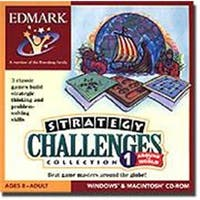 Edmark 28167 Strategy Challenges Collection 1 - Around the World