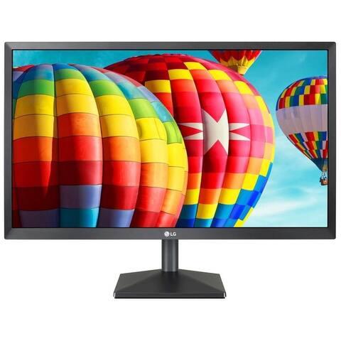 """LG 24MK430H-B 1080p LED IPS 23.8"""" Gaming Monitor,Black(Certified Refurbished)"""