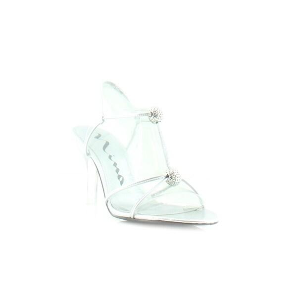 Nina Carticas Women's Heels Silver
