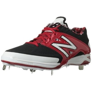 New Balance Mens Colorblock Perforated Cleats - 15 wide (e)