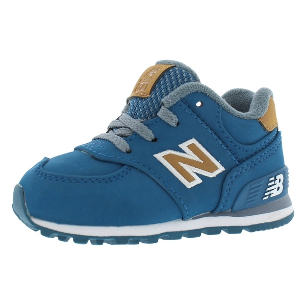 online store 1ab90 c6cb4 Shop New Balance 574 Luxe Boy's Shoes - 4 m us toddler ...