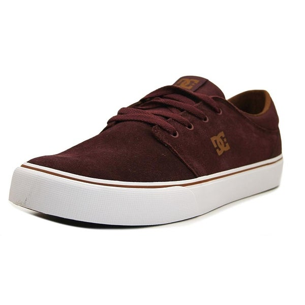 DC Shoes Trase SD Men Round Toe Leather Skate Shoe