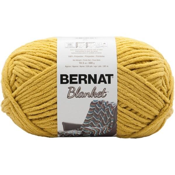 Bernat Blanket Big Ball Yarn-Moss-Coastal Collection