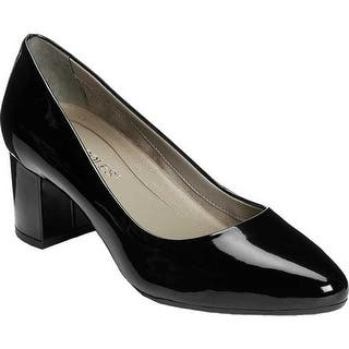 923922c0db4 Aerosoles Womens Shore Thing Pumps Solid Heel Rest. 5 of 5 Review Stars. 1  · Quick View
