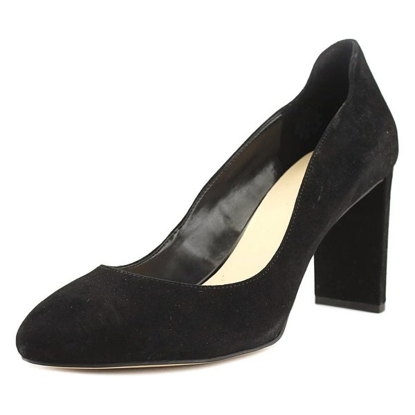 Nine West Journa Women Black Pumps