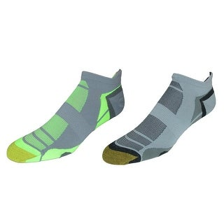 Gold Toe Men's Golf Accelerator Liner Socks (2 Pair Pack)