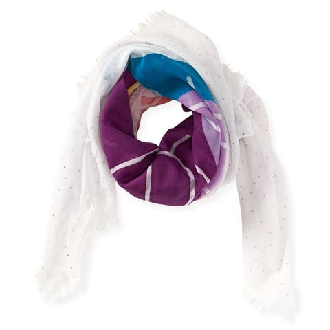Aeropostale Womens Be True To You Scarf - Classic (57 To 59 in.)