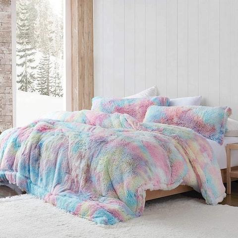 Unicorn Dreamz - Coma Inducer® Oversized Comforter - Buttercup Rainbow