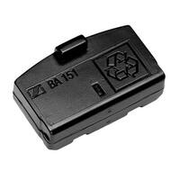 Battery for Sennheiser BA151 (Single Pack) Replacement Battery