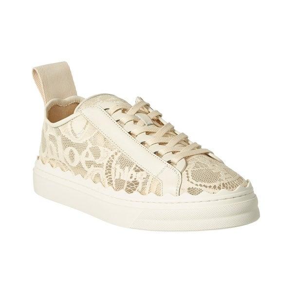 Chloe Lauren Lace Sneaker