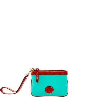 Dooney & Bourke Nylon Medium Wristlet (Introduced by Dooney & Bourke at $58 in Feb 2017) - Mint