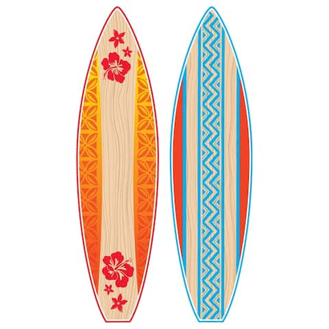 (2 St) Giant Surfboards Bb Set