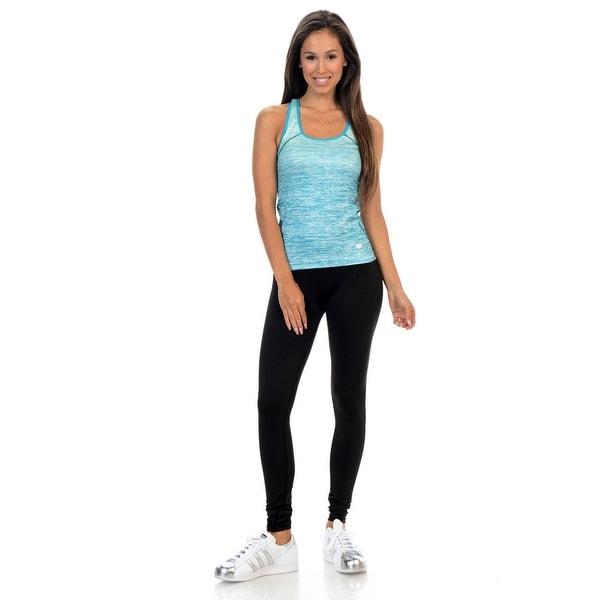 1d92da934bd75 Diamante Women's Power Flex Yoga Pants Leggings Sportswear - Sport  Pants -