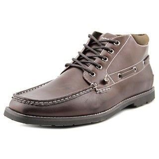 Steve Madden Jumble Men Square Toe Synthetic Brown Chukka Boot