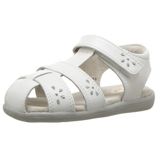 See Kai Run Baby Girl Gloria III Leather Buckle Sandals