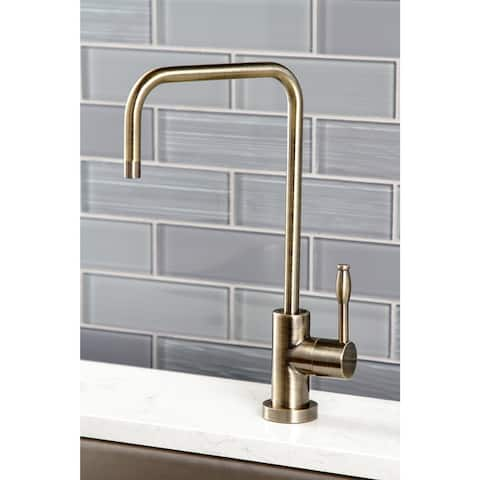 Nustudio Single-Handle Cold Water Filtration Faucet