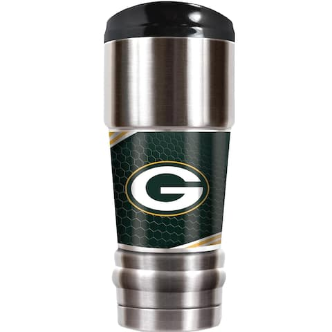 Green Bay Packers MVP 18oz Travel Tumbler