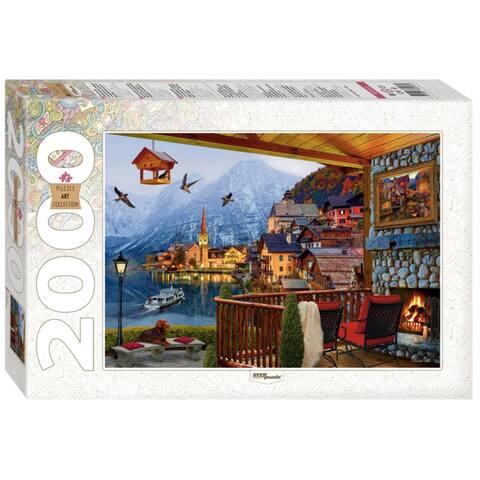 Hallstatt 2000 Piece Jigsaw Puzzle for Adults & Kids
